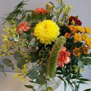 Kukkakimppu-vaerikaes